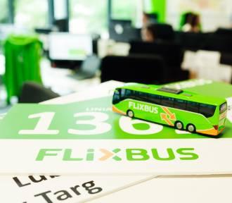 Bilety FlixBusa na trasie Wrocław-Wałbrzych od 5 zł, ale tylko do 6 stycznia 2019 r.