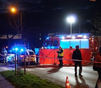 Śmiertelnie potrąciła 8-latkę na ul. Opolskiej. Miała czerwone światło