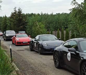 Parada Porsche przejechała przez Konin