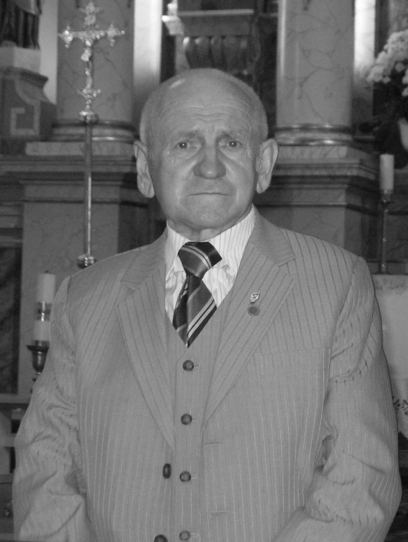 Antoni Cybulski w Kościele w Okrzei