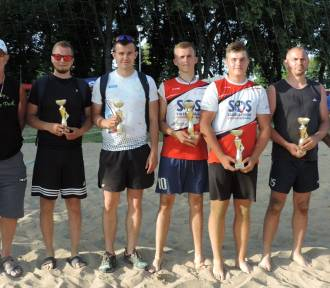 Sławno: Turniej siatkarski na plażowisku - wyniki - zaproszenie na drugą odsłonę [ZDJĘCIA]