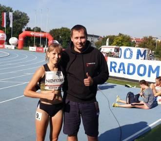 Beata Niemyjska czwartą zawodniczką Mistrzostw Polski Juniorów w biegu na 5000 m