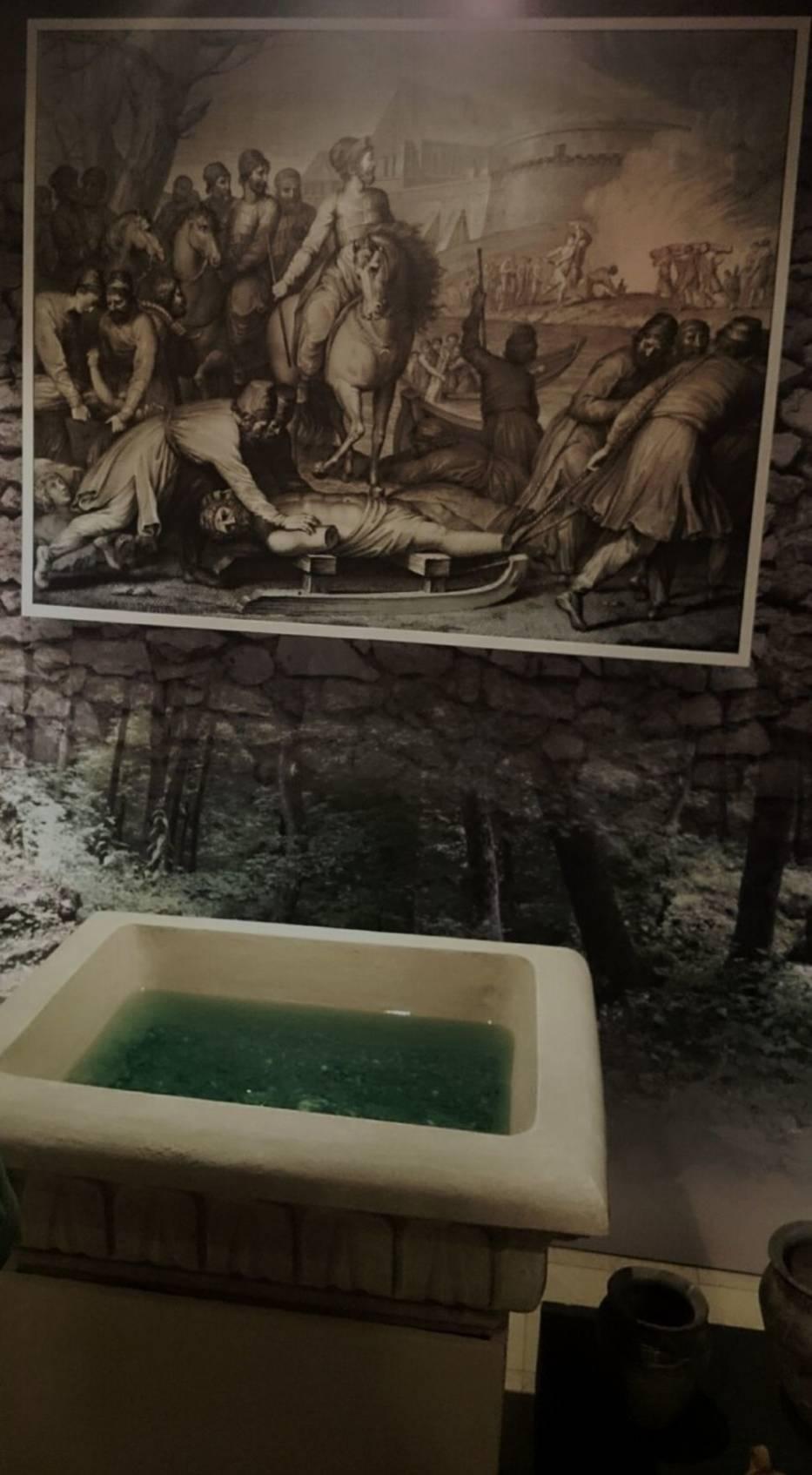 Na wystawie można zobaczyć militaria z czasów św