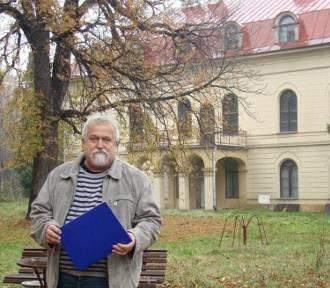 Zabytkowy pałac w Grojcu znów idzie pod młotek