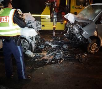 Wypadek w Niemczech. Sprawca podejrzany o nieumyślne zabójstwo ZDJĘCIA