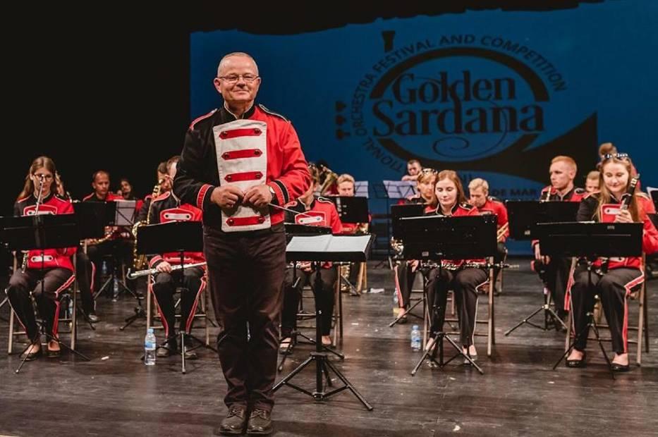 Wrzesińska Orkiestra Dęta na festiwalu w Hiszpanii [FOTO]