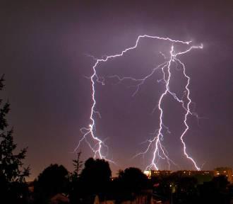 Uwaga! W sobotę w całym woj. opolskim możliwe burze z gradem!