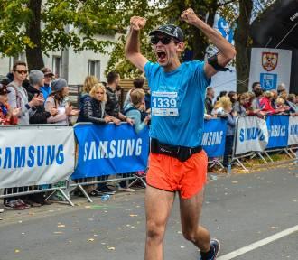 VIII Szamotuły Samsung Półmaraton. Zawodnicy na mecie! [ZDJĘCIA CZ. II]