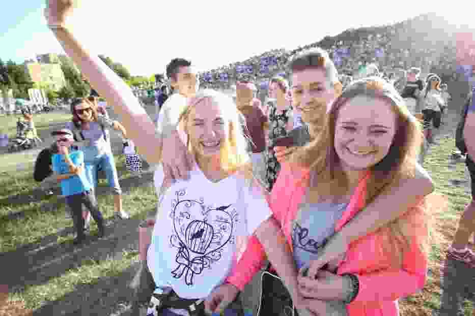 Dni Ursynowa 2018 dzień 1. Szalona zabawa na Kopie Cwila a na scenie Cleo i IRA [ZDJĘCIA]