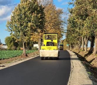 Koniec drogowych przygód na trasie Starzyno - Radoszewo - Parszkowo! | FOT, WIDEO