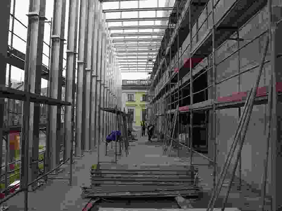 Wielkopolska inwestuje w kulturęSale muzealne, wieża zamkowa, nowy gmach biblioteki, sale widowiskowe i multimedialne muzeum - to najważniejsze inwestycje kulturalne Wielkopolski w 2012 roku