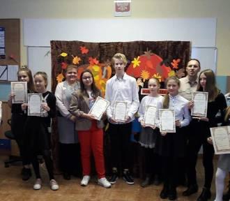 Międzyszkolny Konkurs Recytatorski pt. Jesienna przygoda z poezją