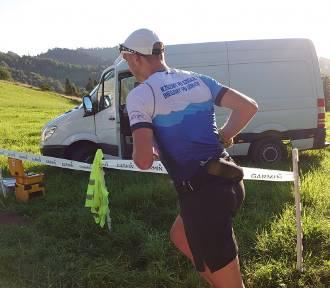 Bartosz Gorczyca znów najszybszy. Pobił rekord Gorce Ultra-Trail