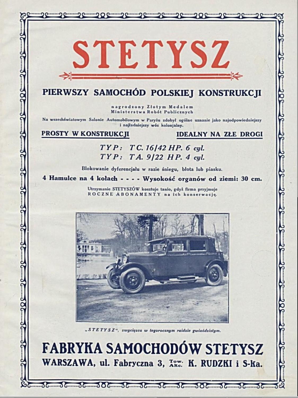 Fabryka Ralf-Stetysz, ul. Fabryczna 3