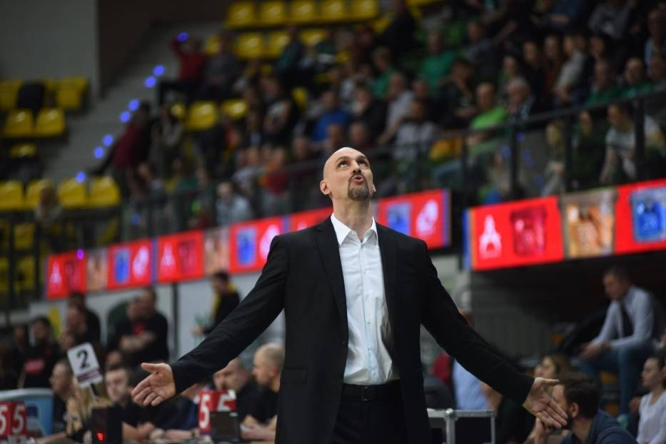 Koszykarze Stelmetu Zielona Góra w sierpniu rozpoczną nowy sezon