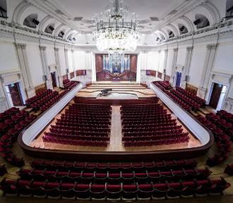 Koncerty wróciły do Filharmonii Narodowej w Warszawie. Atrakcyjny repertuar