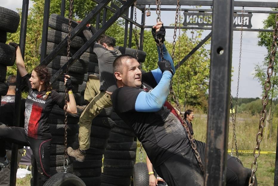 Runmageddon w Łodzi, czyli ekstremalne bieganie