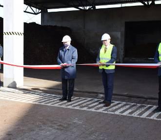 Nowoczesny kocioł na biomasę rozpoczął pracę w elektrociepłowni Łężańska [ZDJĘCIA]