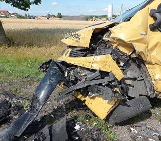 Śmierć dziecka w wypadku w gminie Brudzew