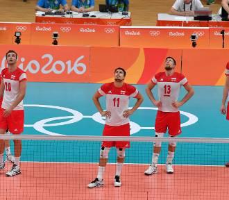 Rio 2016. Polscy siatkarze przegrali z Amerykanami