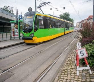 Uwaga, pasażerowie MPK! Na Winogrady nie będą kursować tramwaje