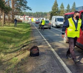 Wypadek na ul. Sikorskiego w Brodnicy. Śmiertelne potrącenie 34-latki