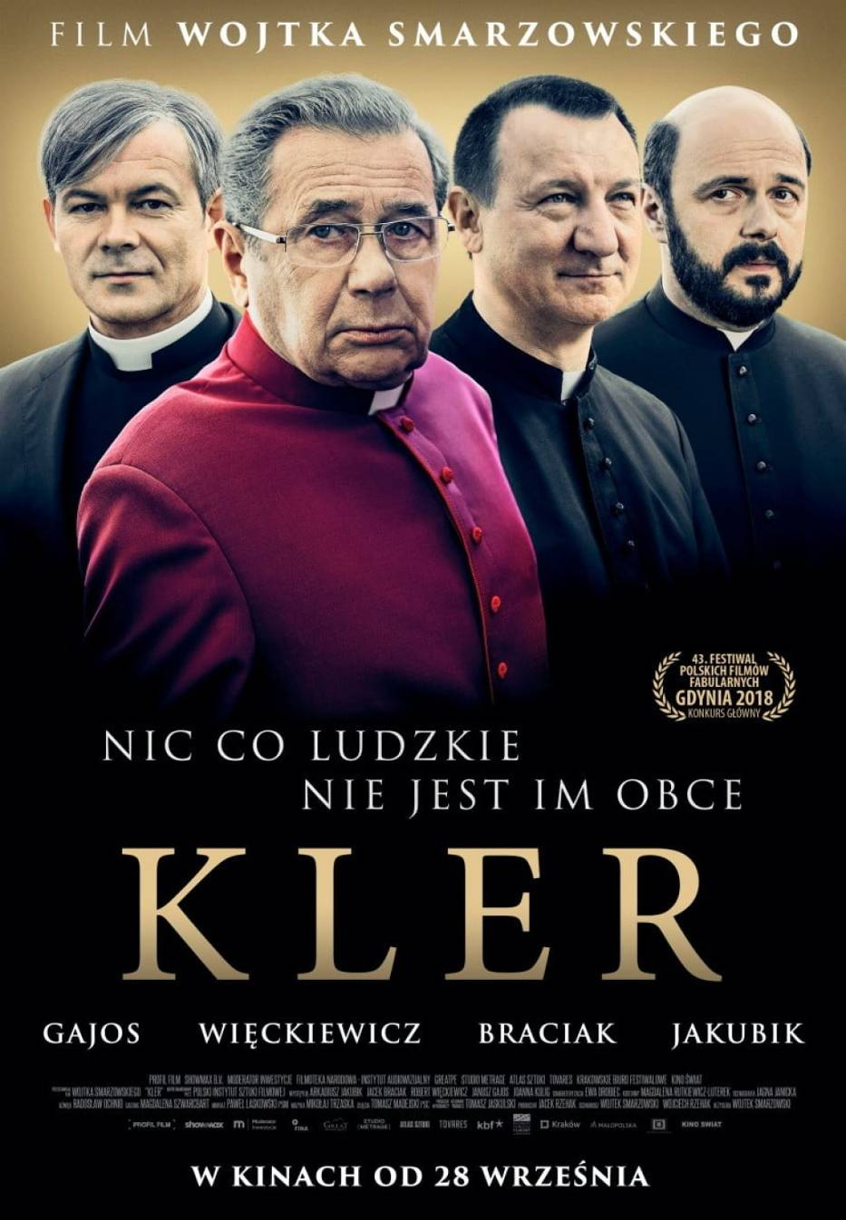 "Co na weekend? Dziś premiera filmu""Kler"" . A co poza tym?"