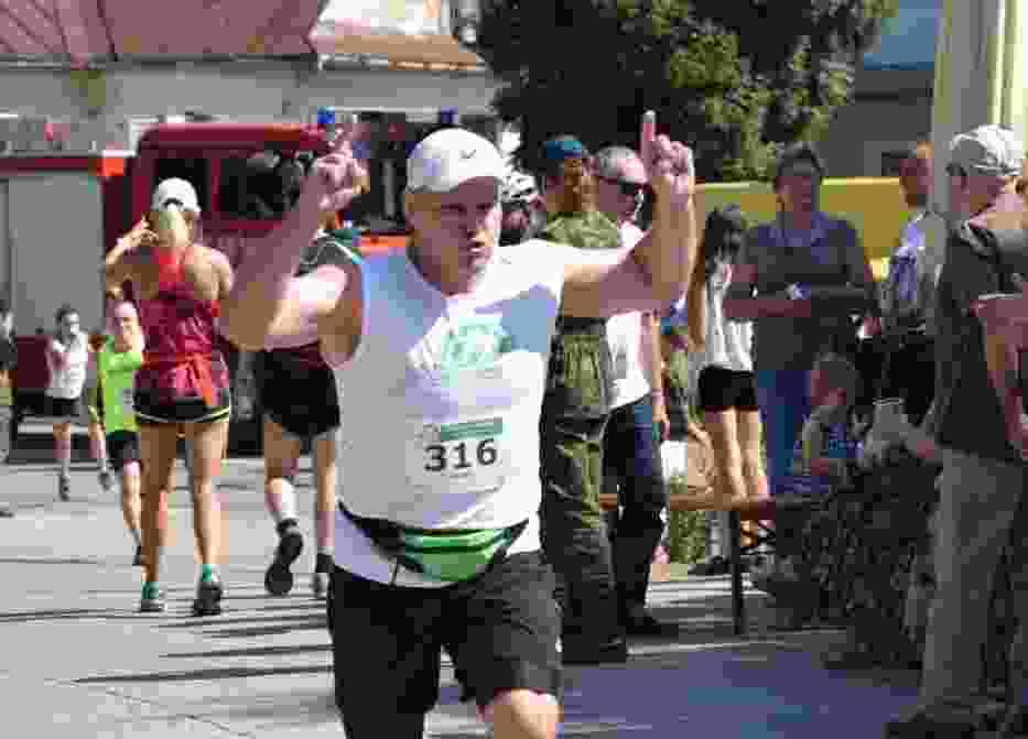 Półmaraton Chmielakowy 2016