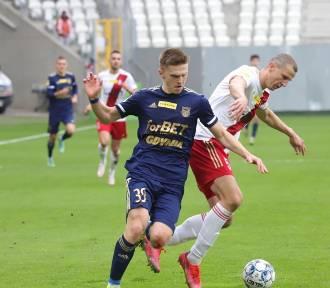 Oceny piłkarzy Arki Gdynia po porażce z Łódzkim Klubem Sportowym