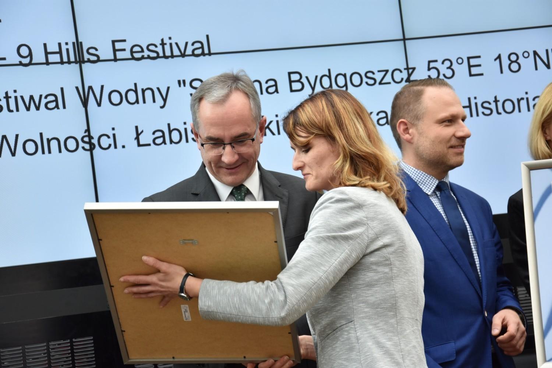 W Pałacu Lubostroń odbyły się wojewódzkie obchody Światowego Dnia Turystyki