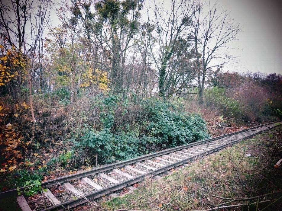 1 Kolej Przystanek kolejowy Żelechowa