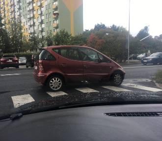Mistrzowie parkowania w Toruniu [ZDJĘCIA]