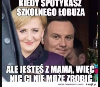 Najlepsze memy z Andrzejem Dudą na koniec kadencji