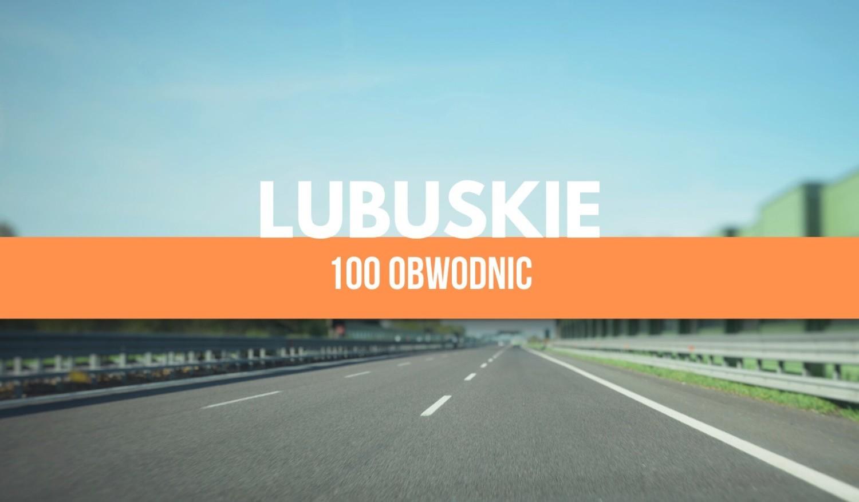 Lubuskie- Dobiegniew w ciągu drogi krajowej nr 22