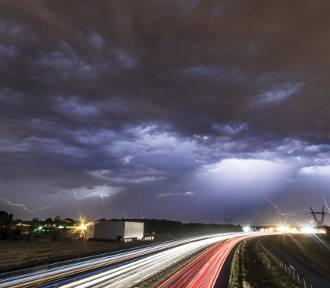 Wielkopolska: Będą burze, deszcz i grad. IMGW ostrzega!