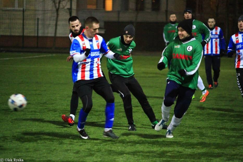 Unia Solec Kujawski - Legia Chełmża 2:1