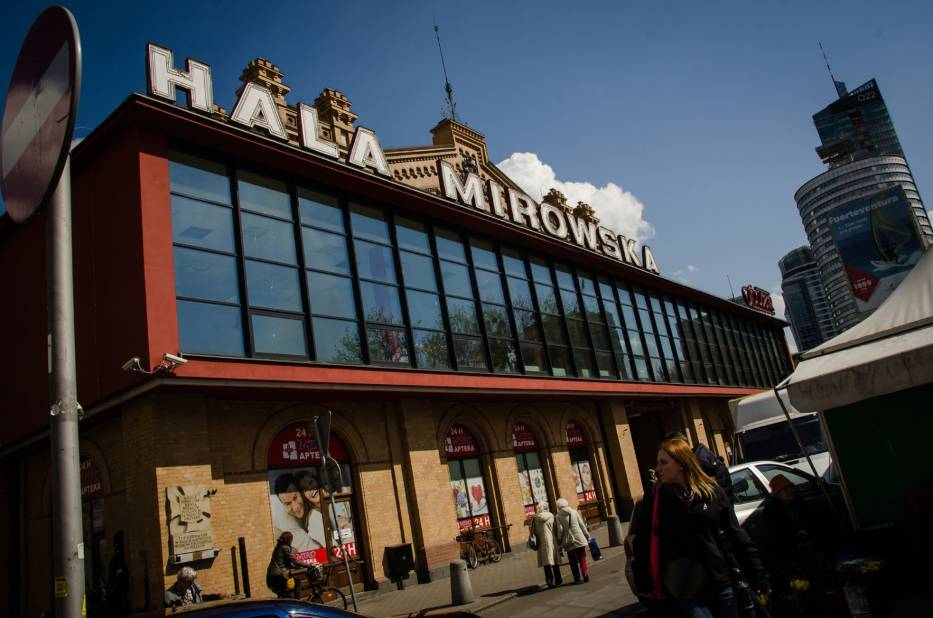 Hala Mirowska Warszawa. Sklepy, godziny otwarcia