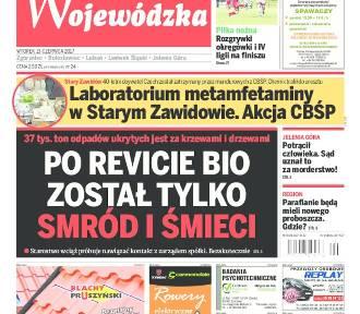 Nowe wiadomości z regionu. Gazeta Wojewódzka czeka już w kioskach