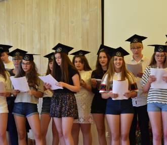 Zakończenie roku klasy 3B Gimnazjum w Nowym Tomyślu [ZDJĘCIA]