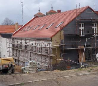 Szamocin: Urząd i przedszkole w rozbudowie!