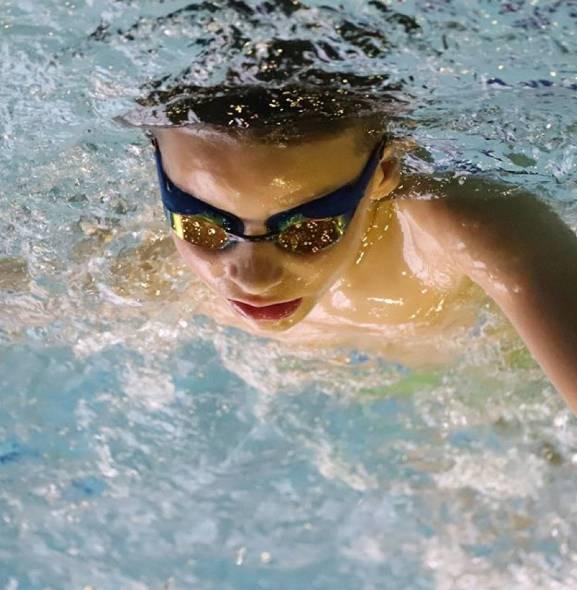 Mistrzostwa Inowrocławia w pływaniu dzieci i młodzieży [zdjęcia]