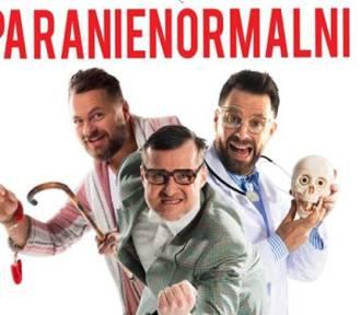 Kabaret Paranienormalni wystąpi w Twardogórze