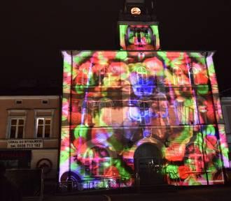 Pokaz sztucznych ogni oraz mapping z okazji Święta Kwiatów, Owoców i Warzyw