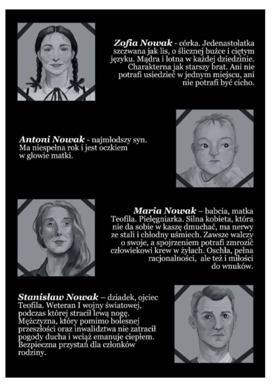 Wojenna historia Radomska - komiks historyczny