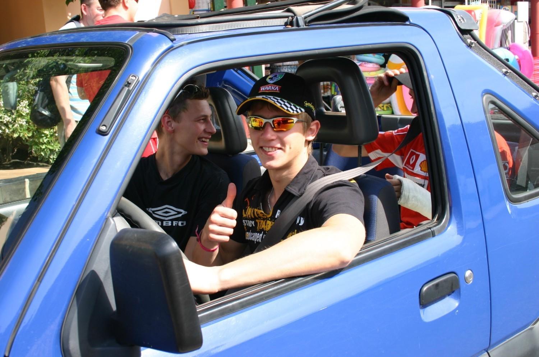 W 2007 roku ekipa Falubazu Zielona Góra bawiła się na Gran Canarii