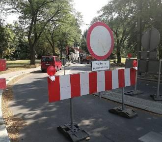 Ogrom remontów drogowych w miastach w powiecie krośnieńskim i wokół nich (ZDJĘCIA)