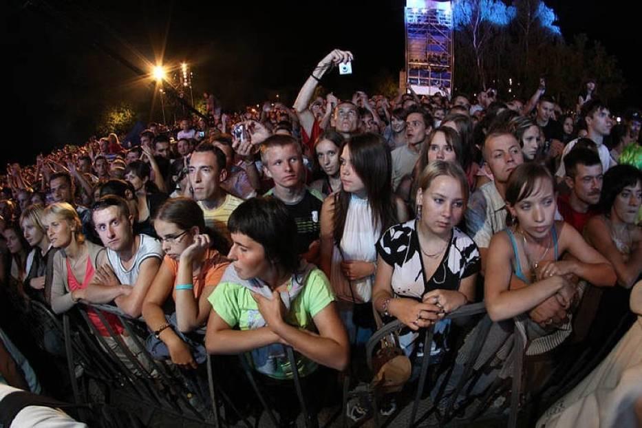 Koncert Hity na Czasie w Bydgoszczy 2009 - archiwalne zdjęcia