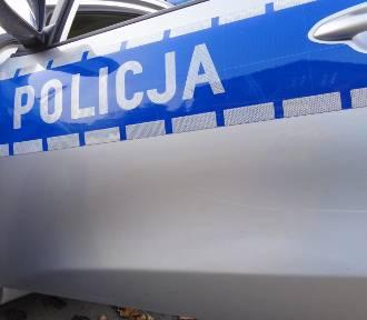 Wypadki weekendu - w Migach i Połęczynie