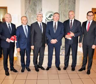 Złotowski Starosta na Konwencie Starostów Województwa Wielkopolskiego