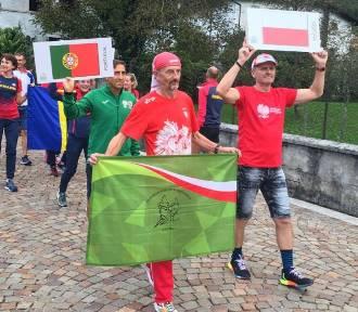 Piotr Płoskoński w Mistrzostwach Europy Masters w Biegach Górskich